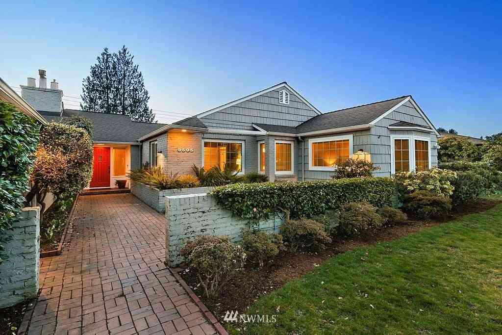 9505 18th Place NW, Seattle, WA, 98117,