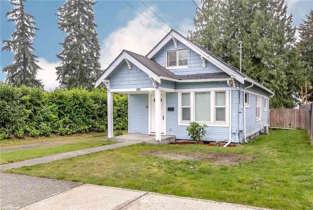 3206 S Gunnison Street, Tacoma, WA, 98406,