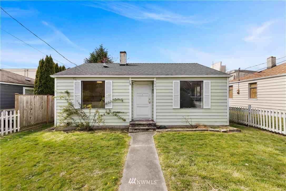 9041 15th Avenue SW, Seattle, WA, 98106,