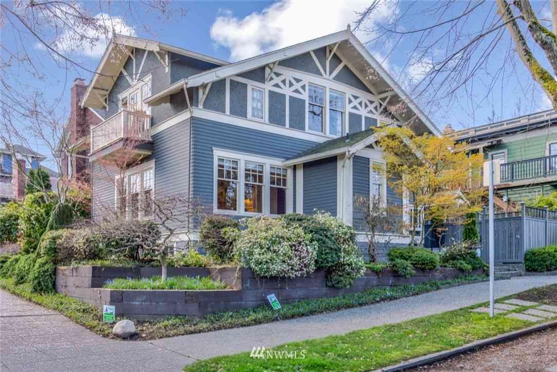 1067 E Lynn Street, Seattle, WA, 98102,