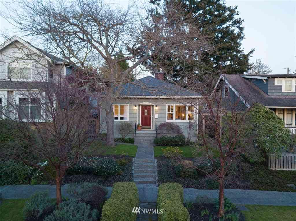 6310 45th Avenue SW, Seattle, WA, 98136,