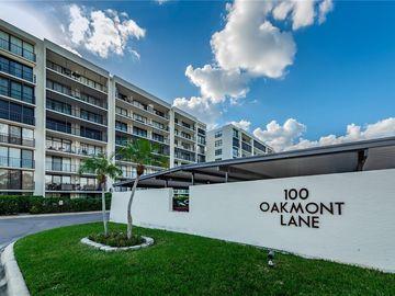 100 OAKMONT LANE #105, Belleair, FL, 33756,
