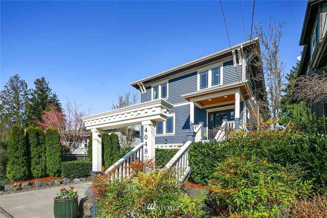 4048 NE 56th Street, Seattle, WA, 98105,