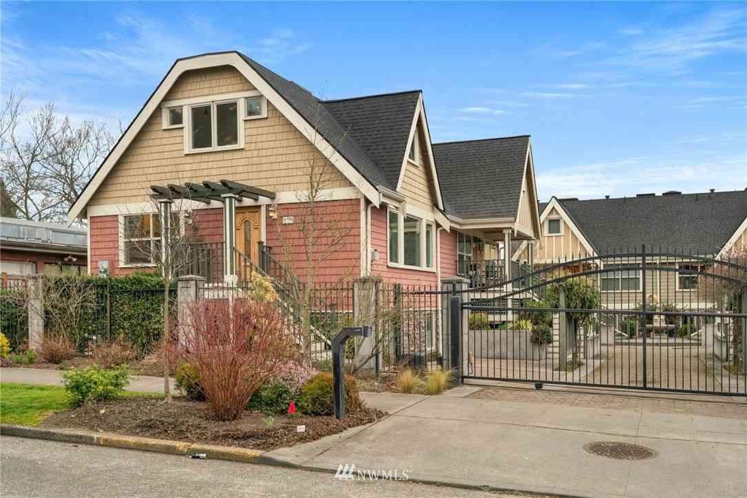 4428 Eastern Avenue N, Seattle, WA, 98103,