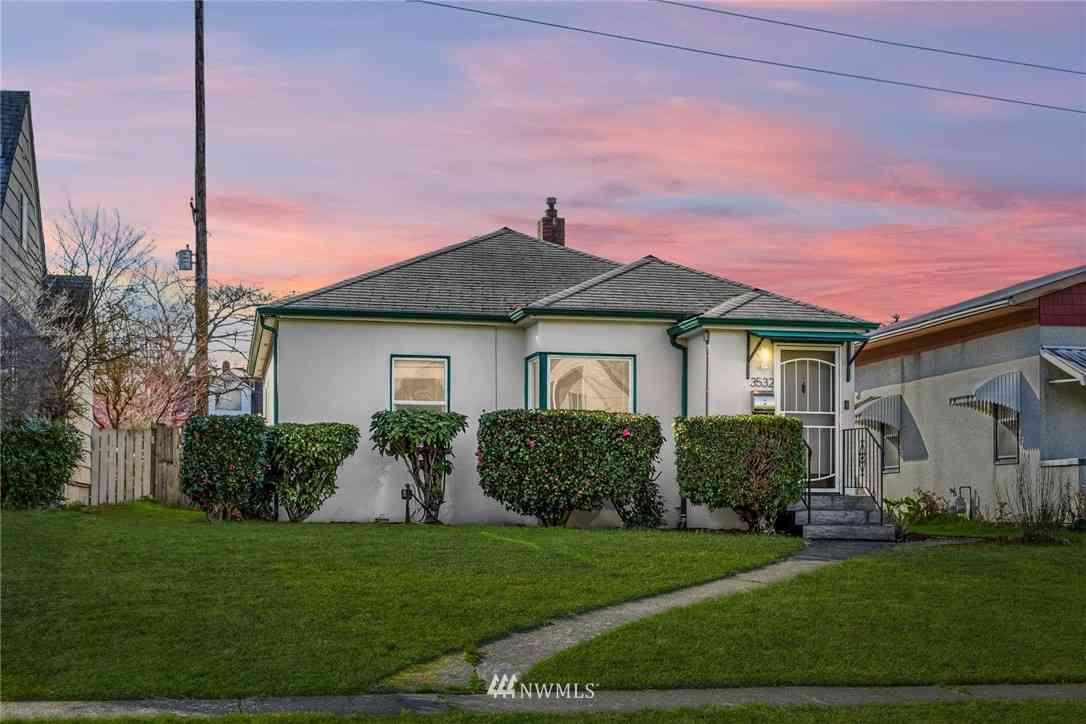 3532 S Cushman Avenue, Tacoma, WA, 98418,