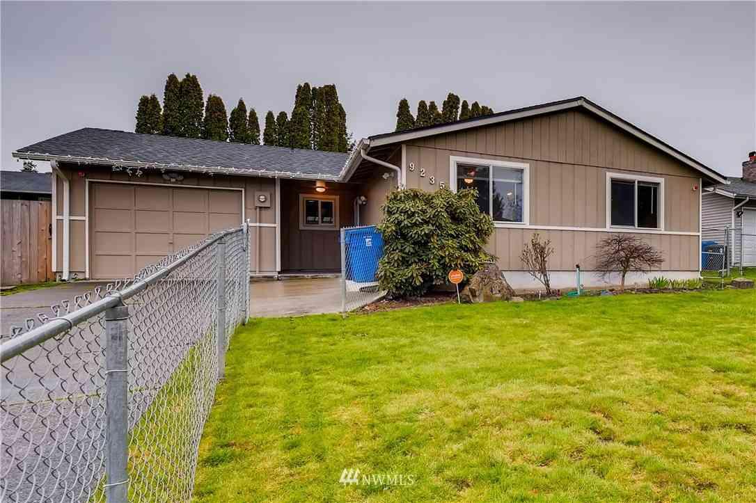 9235 S K Street, Tacoma, WA, 98444,