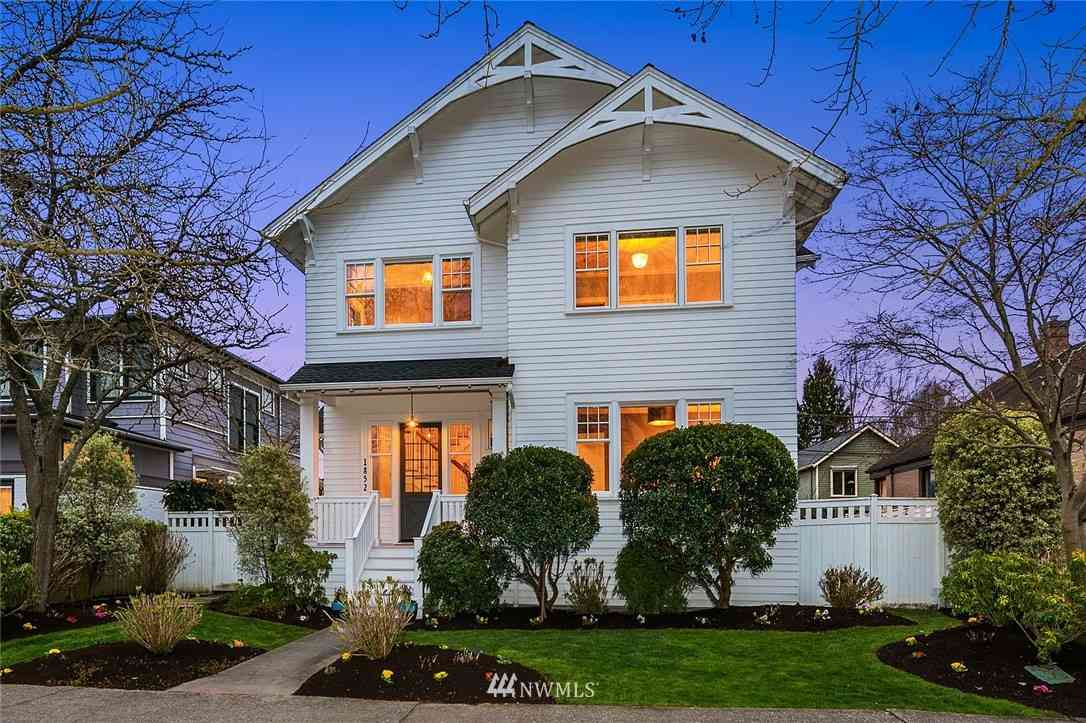 1852 McGilvra Boulevard E, Seattle, WA, 98112,