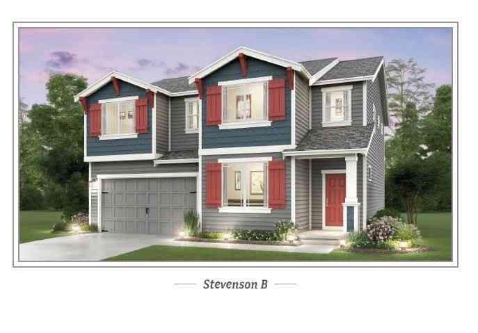 3124 14th Avenue Ct NW #110, Puyallup, WA, 98371,