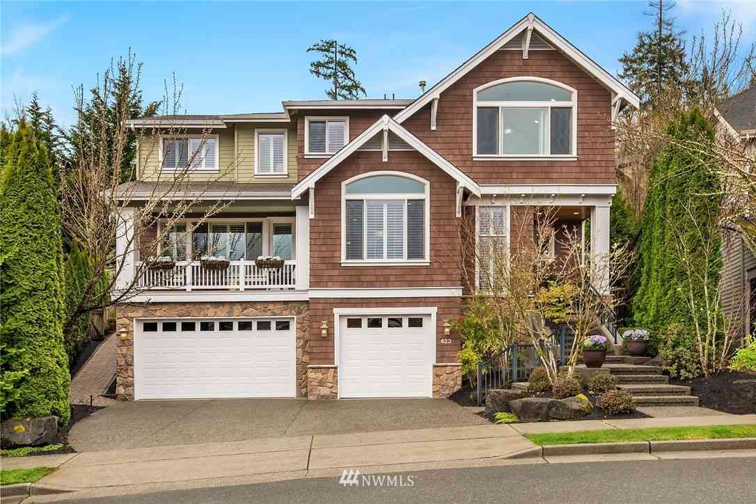 423 Sky Country Way NW, Issaquah, WA, 98027,
