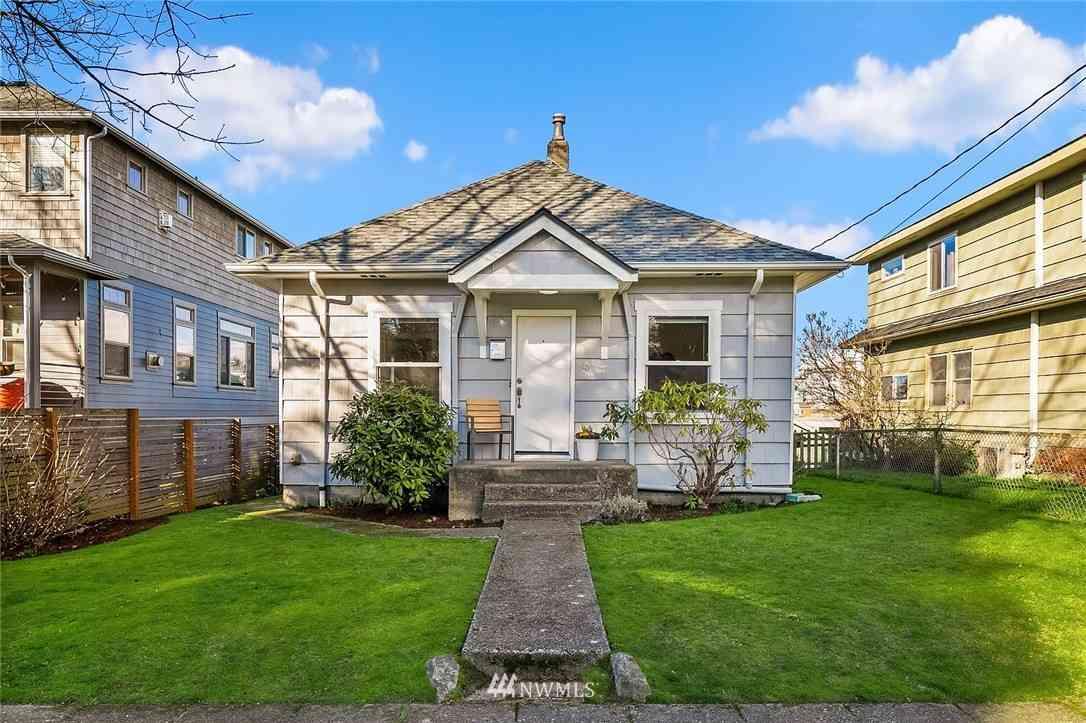 110 N 84th Street, Seattle, WA, 98103,