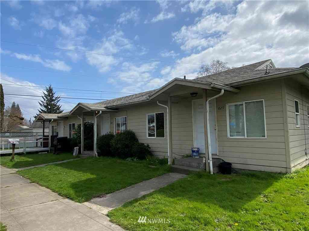 1621 Arkansas Street, Longview, WA, 98632,