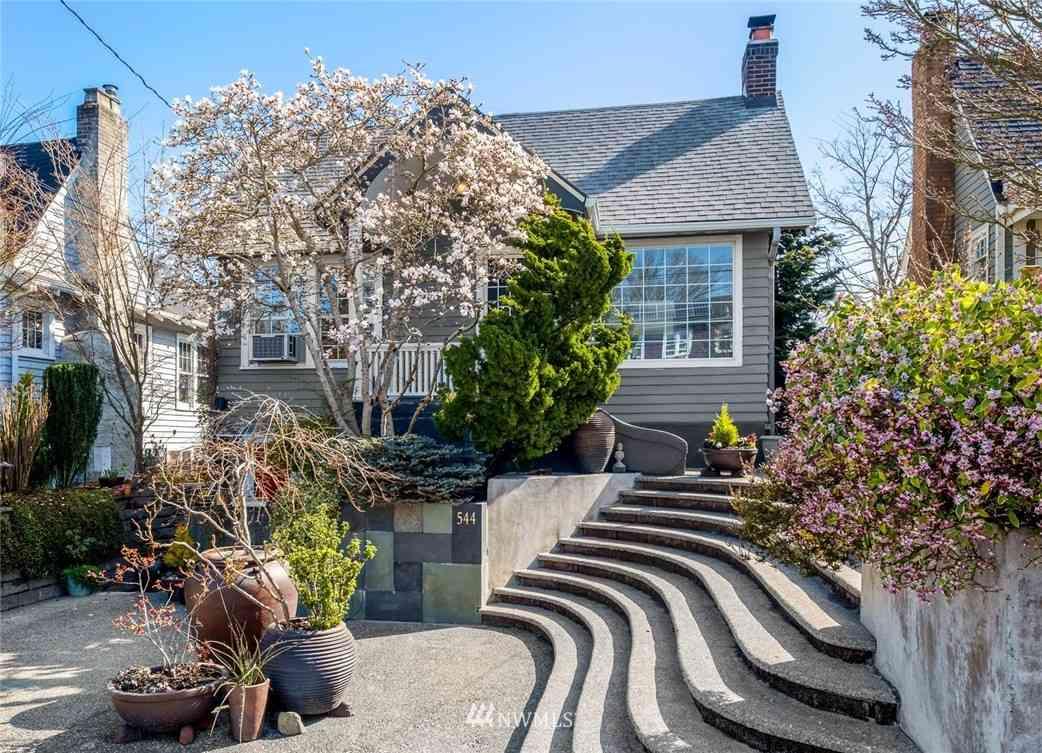 544 26th Avenue, Seattle, WA, 98122,