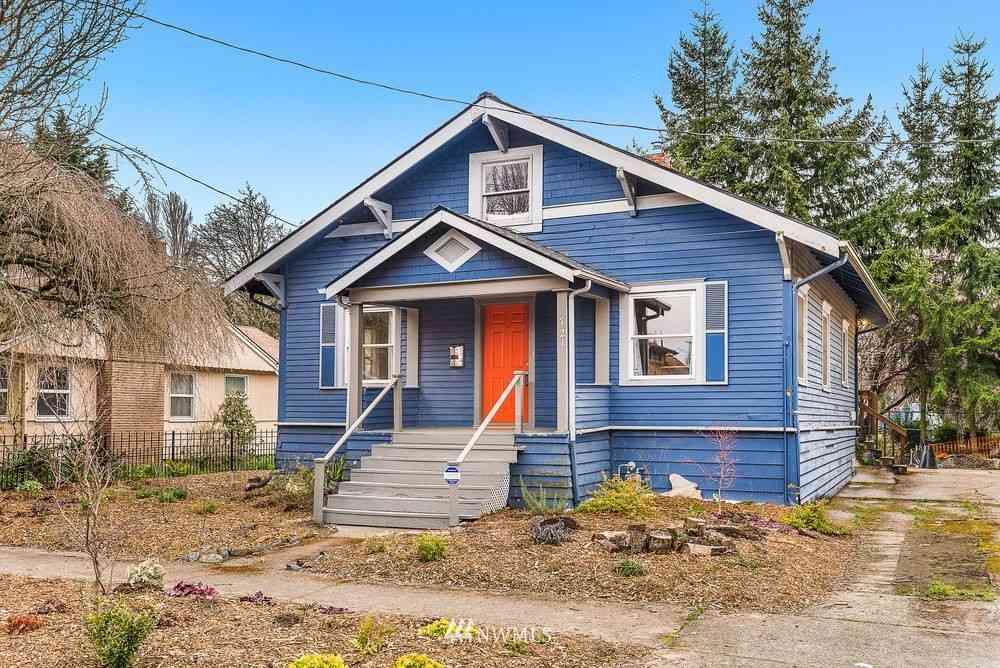 721 S Rose Street, Seattle, WA, 98108,