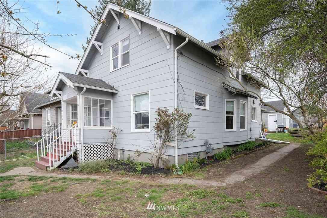 3616 E I Street, Tacoma, WA, 98404,