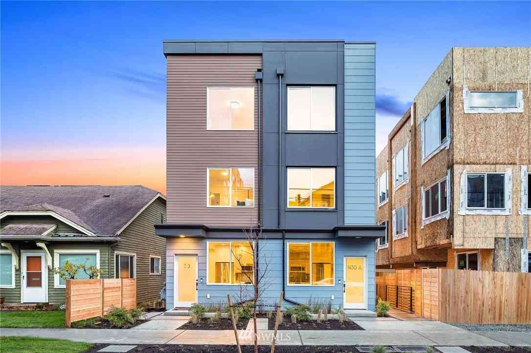 1430 24th Avenue, Seattle, WA, 98122,