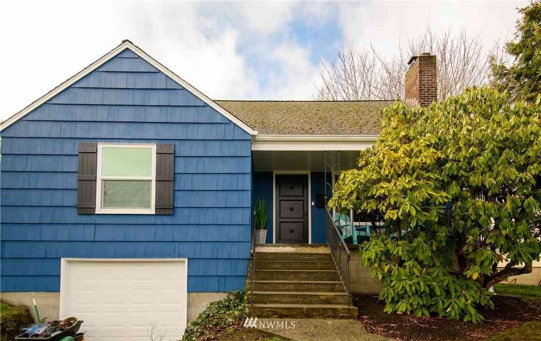 7523 35th Avenue NE, Seattle, WA, 98115,