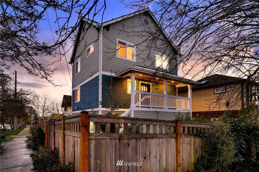 2723 S King Street, Seattle, WA, 98144,