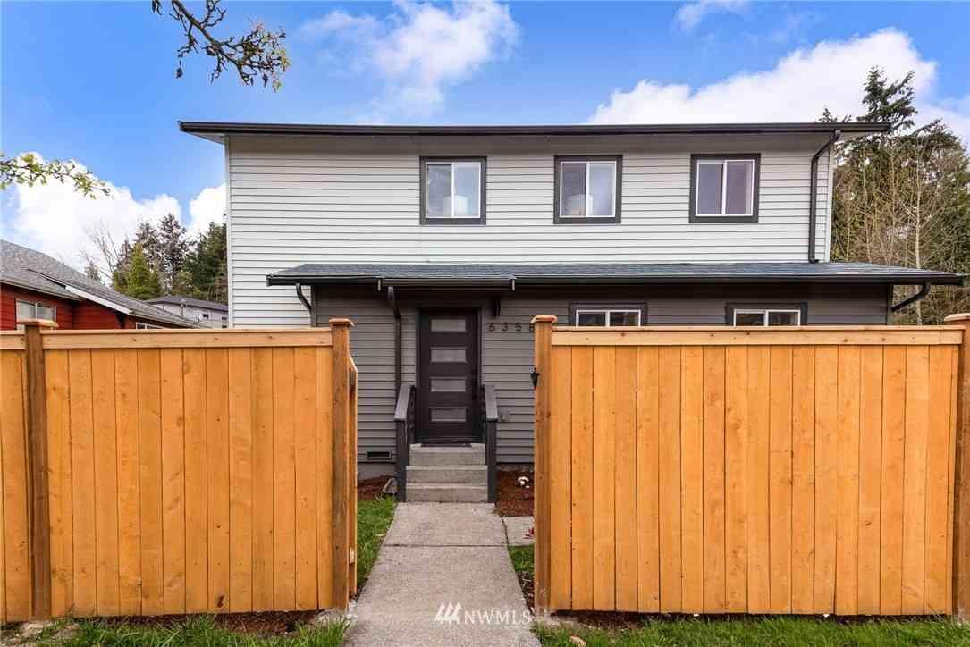 6358 Delridge Way SW, Seattle, WA, 98106,