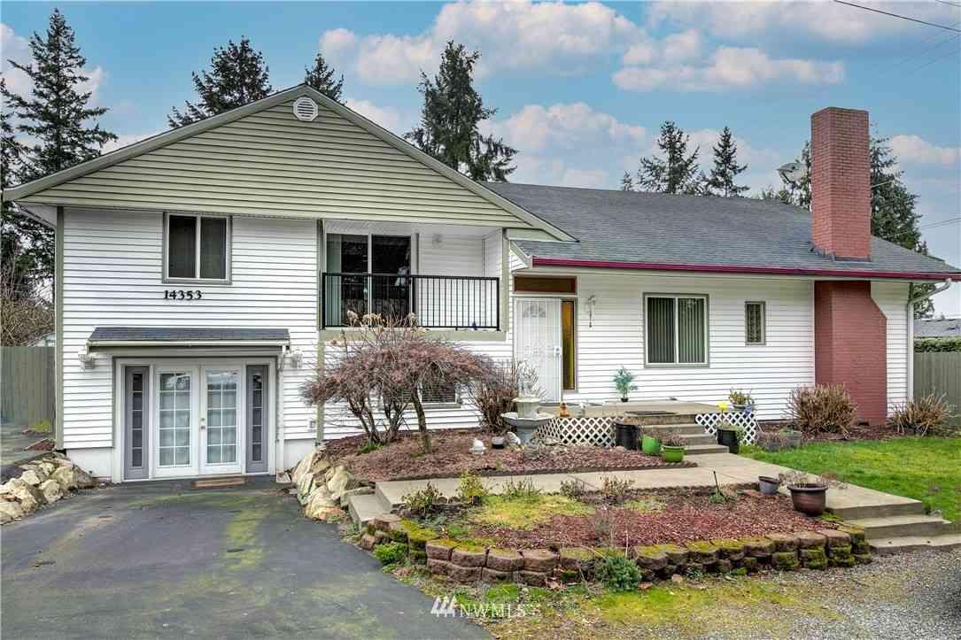 14353 Wallingford Avenue N, Seattle, WA, 98133,