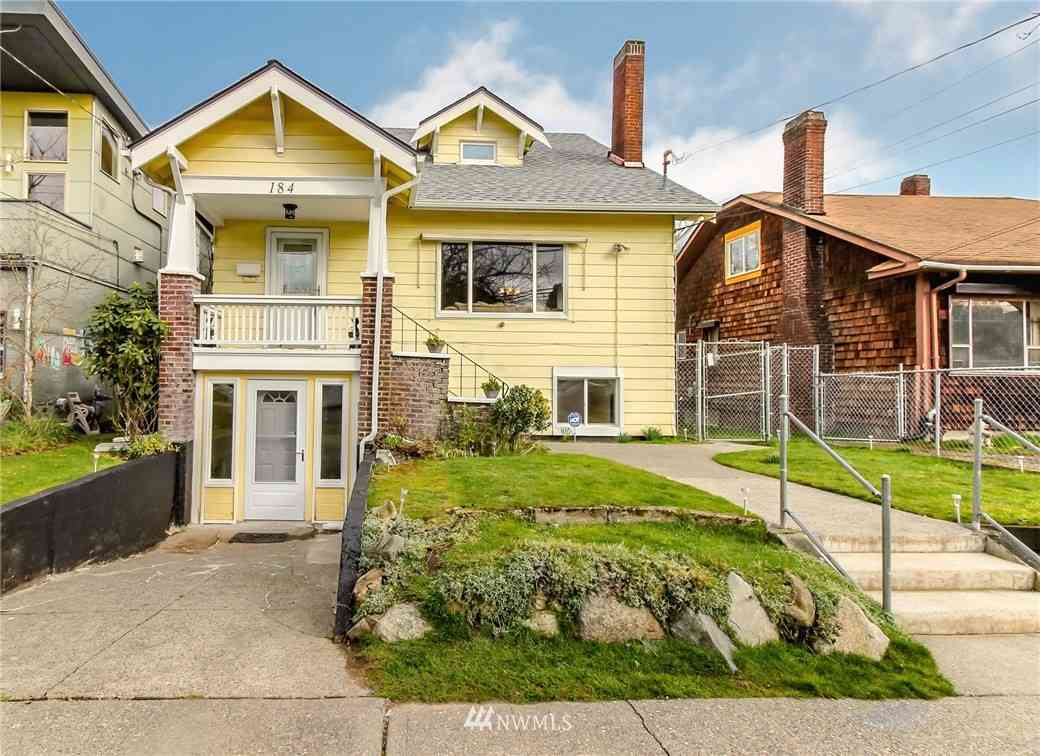 184 26th Avenue, Seattle, WA, 98122,