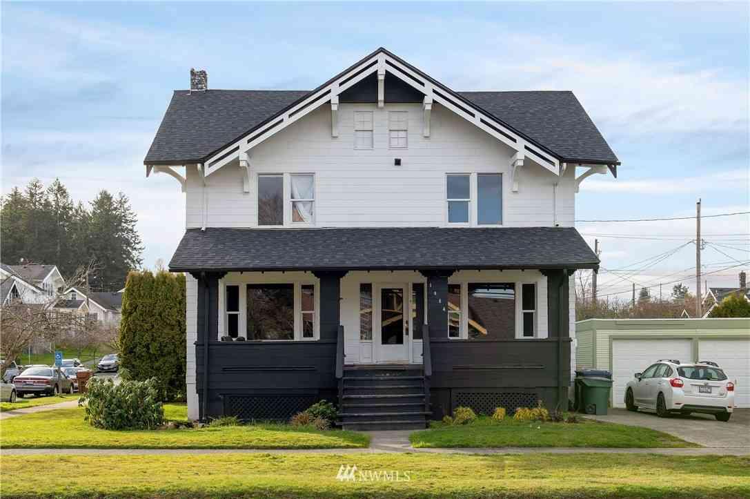 1904 N Alder Street, Tacoma, WA, 98406,