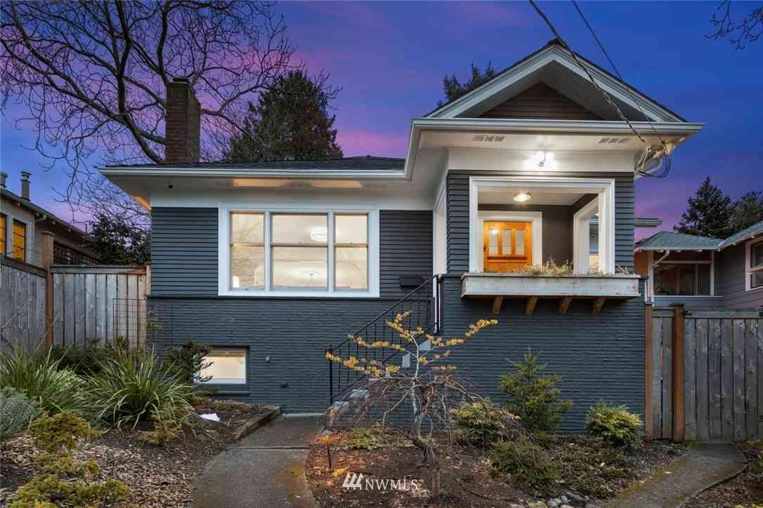 5706 29th Avenue NE, Seattle, WA, 98105,