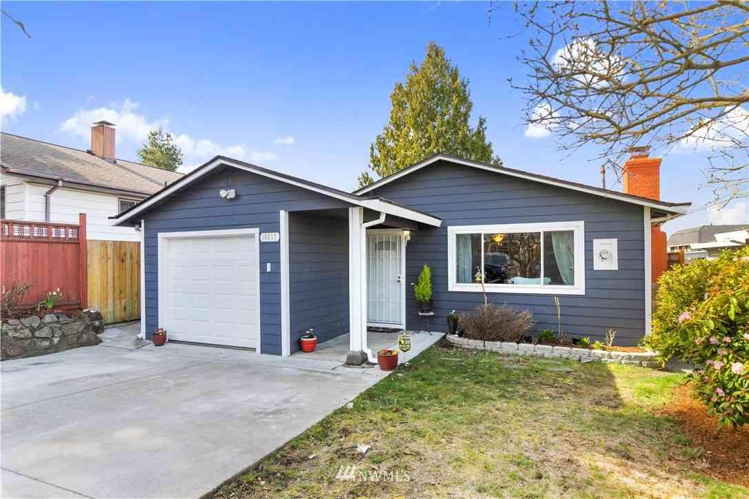 10037 California Avenue SW, Seattle, WA, 98146,