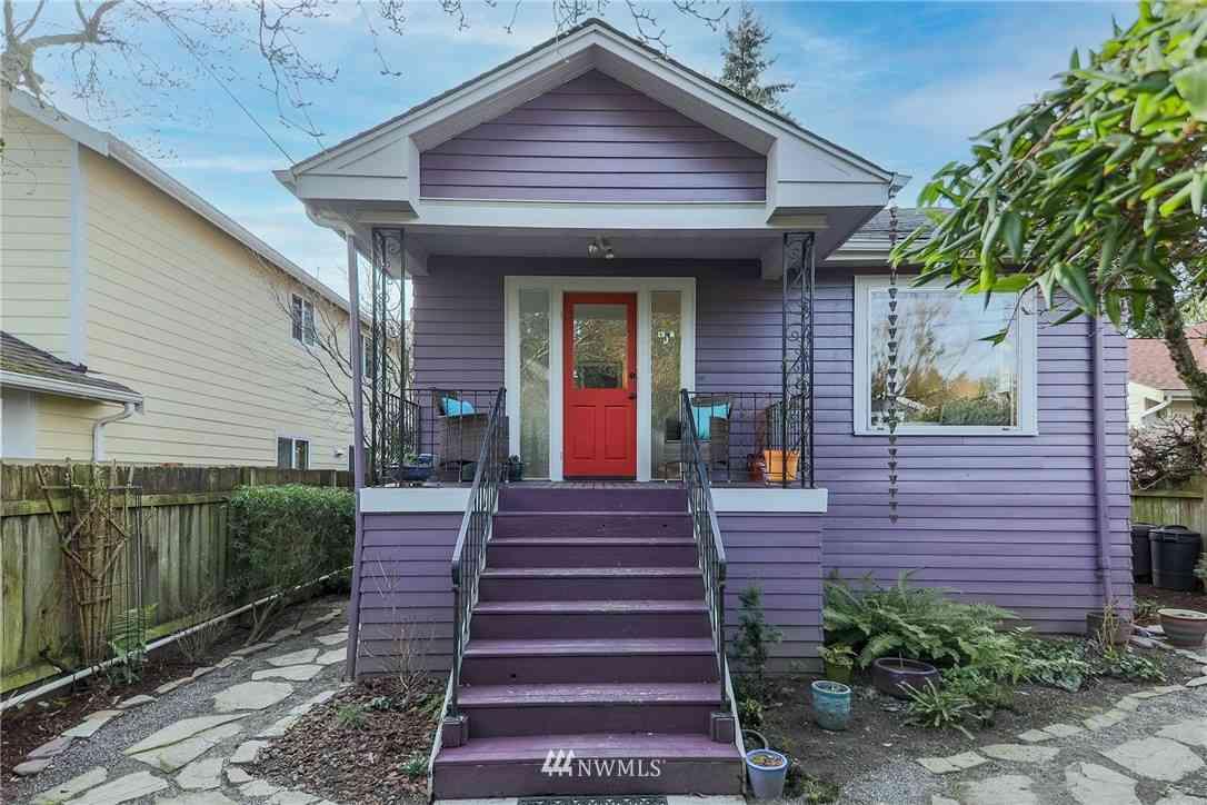 7703 37th Avenue NE, Seattle, WA, 98115,