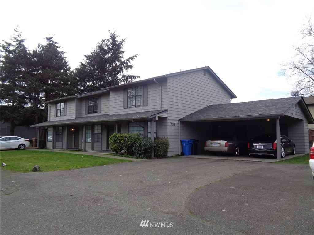 1736 S 82nd Street, Tacoma, WA, 98408,