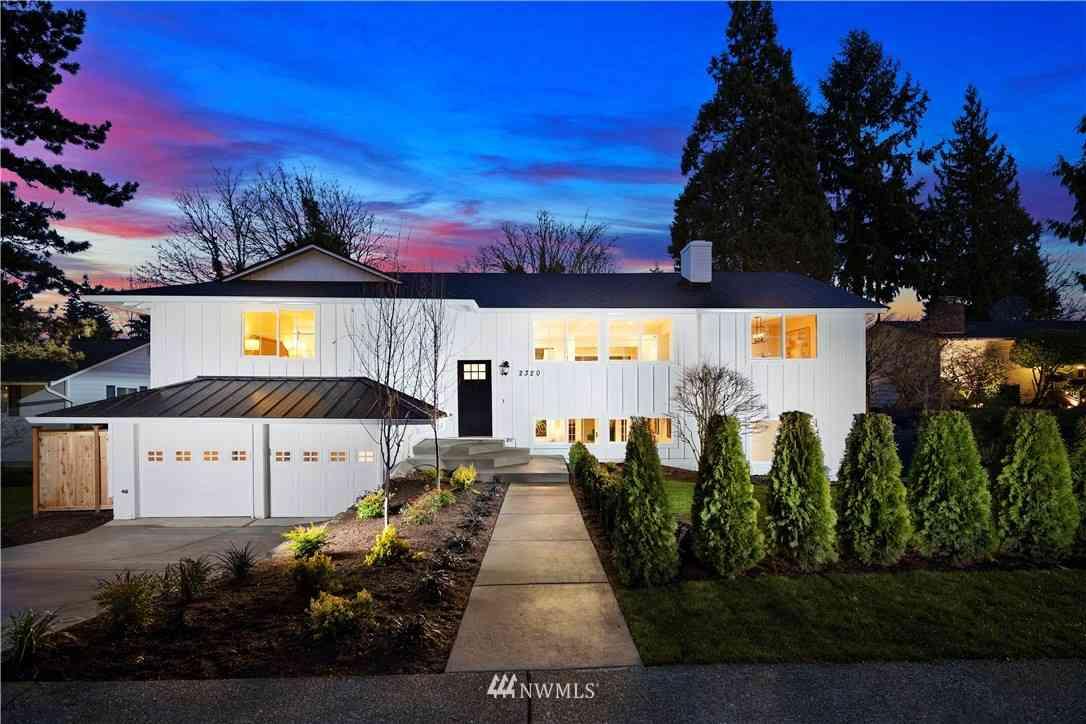 2320 129th Avenue SE, Bellevue, WA, 98005,