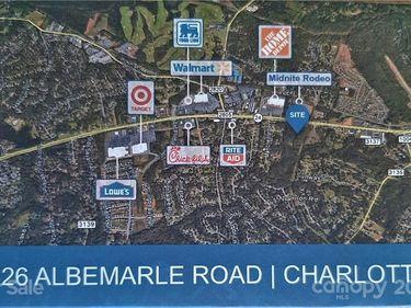 9626 Albemarle Road, Charlotte, NC, 28227,