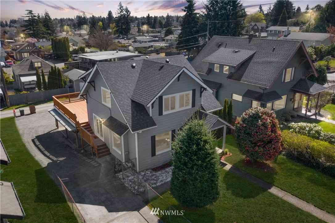4907 N Frace Avenue, Tacoma, WA, 98407,
