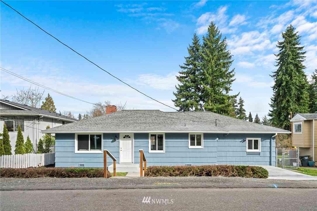 5607 Wetmore Avenue, Everett, WA, 98203,