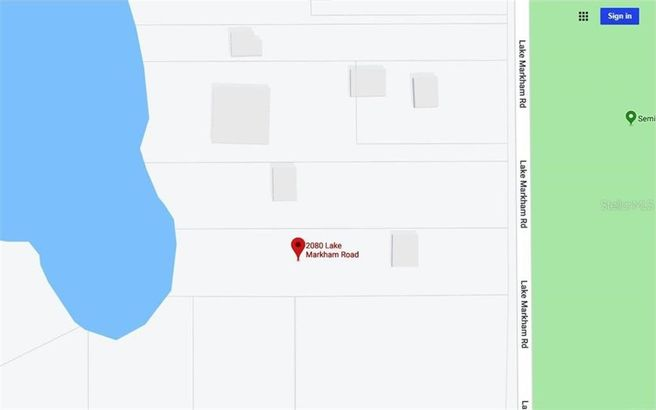 2080 LAKE MARKHAM ROAD
