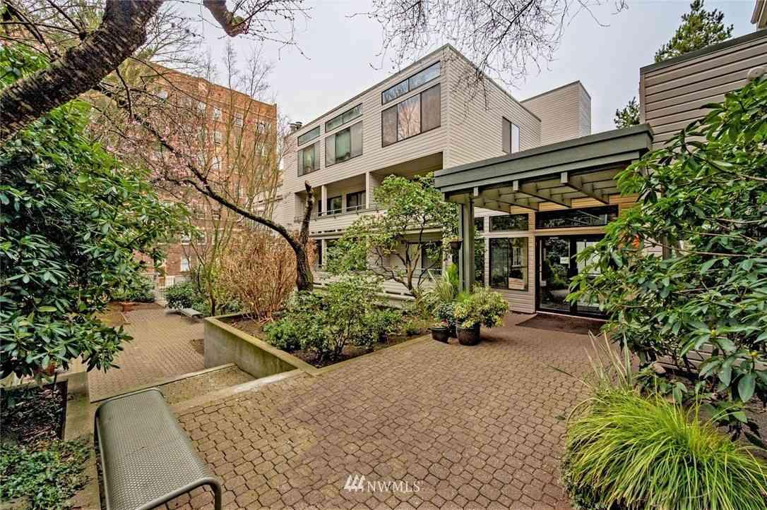 211 Summit Avenue E #N302, Seattle, WA, 98102,