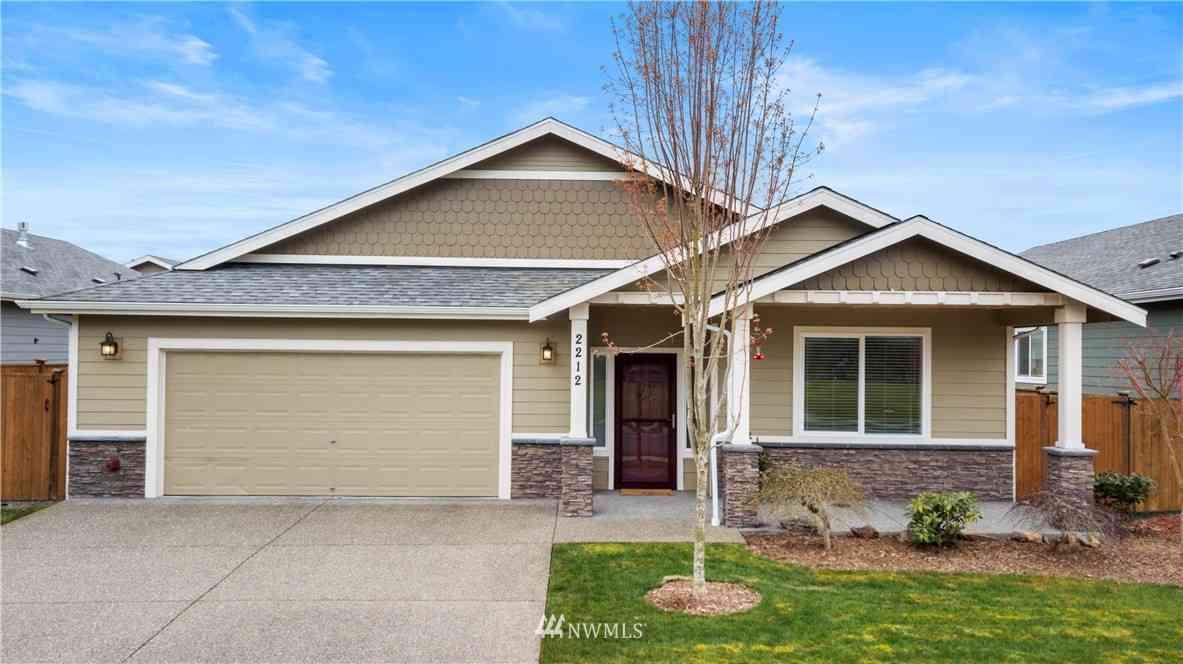 2212 143rd Street Ct E, Tacoma, WA, 98445,