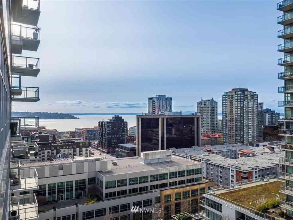 588 Bell Street #1601S, Seattle, WA, 98121,