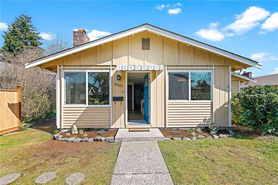 3707 N Mullen Street, Tacoma, WA, 98407,