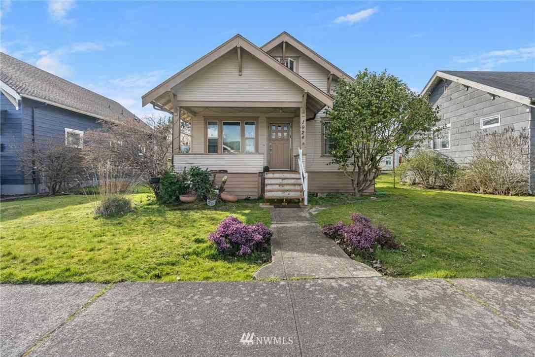 1924 Virginia Avenue, Everett, WA, 98201,