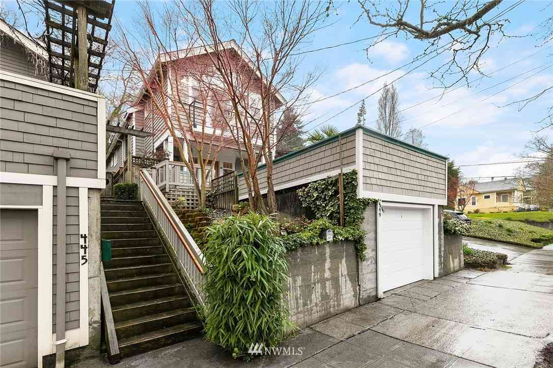 449 27th Avenue E, Seattle, WA, 98112,