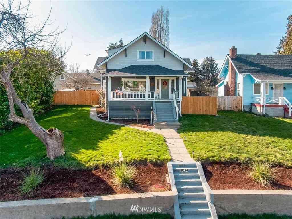 5214 S Cushman Avenue, Tacoma, WA, 98408,