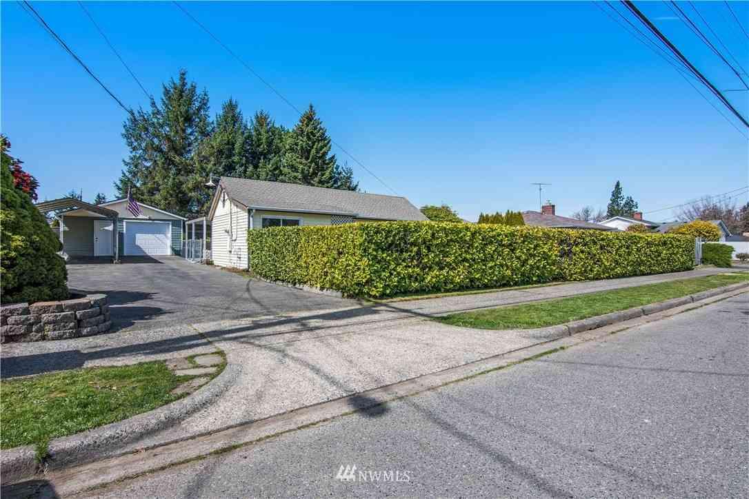 7814 S Ainsworth Avenue, Tacoma, WA, 98408,
