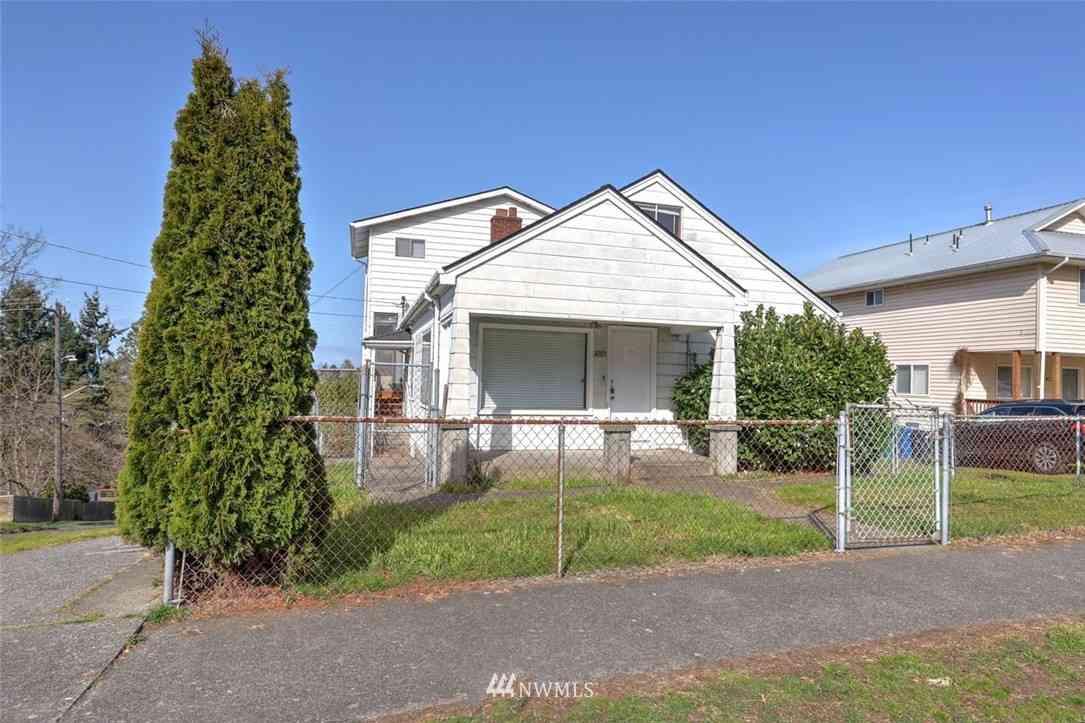 4757 46th Avenue SW, Seattle, WA, 98116,