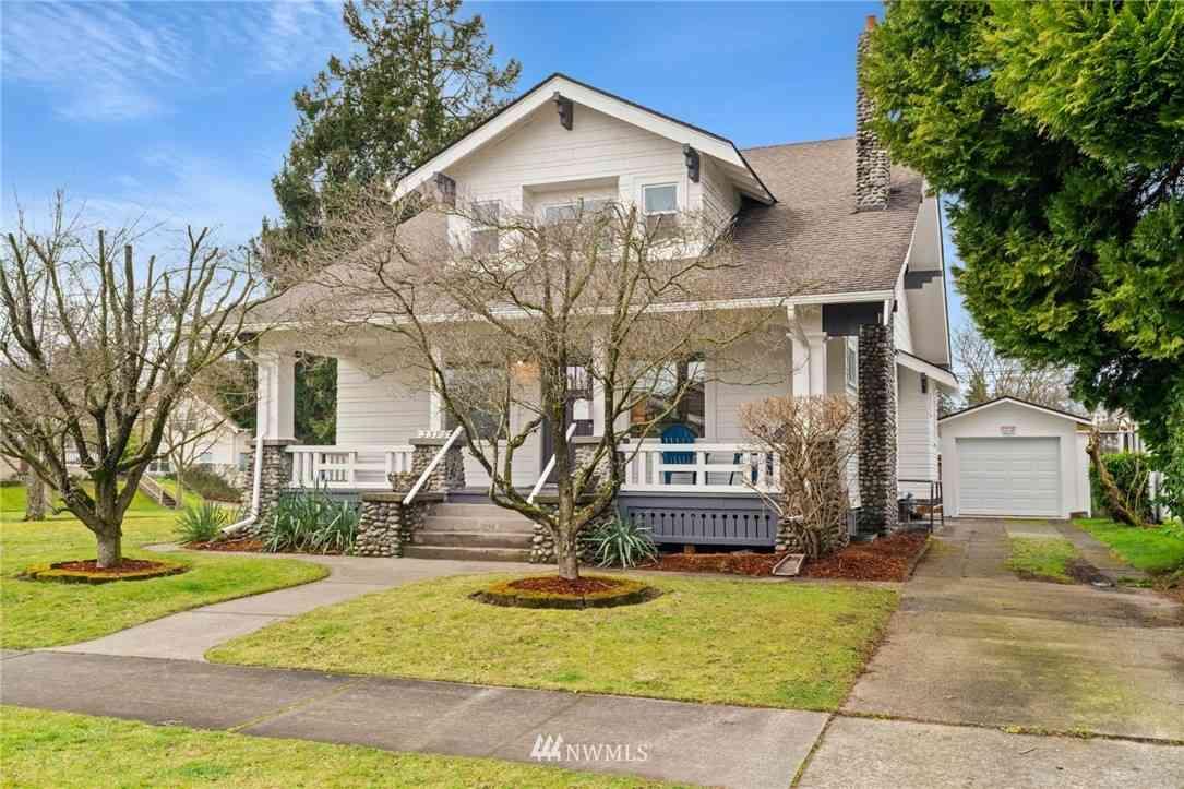 3596 Tacoma Avenue S, Tacoma, WA, 98418,