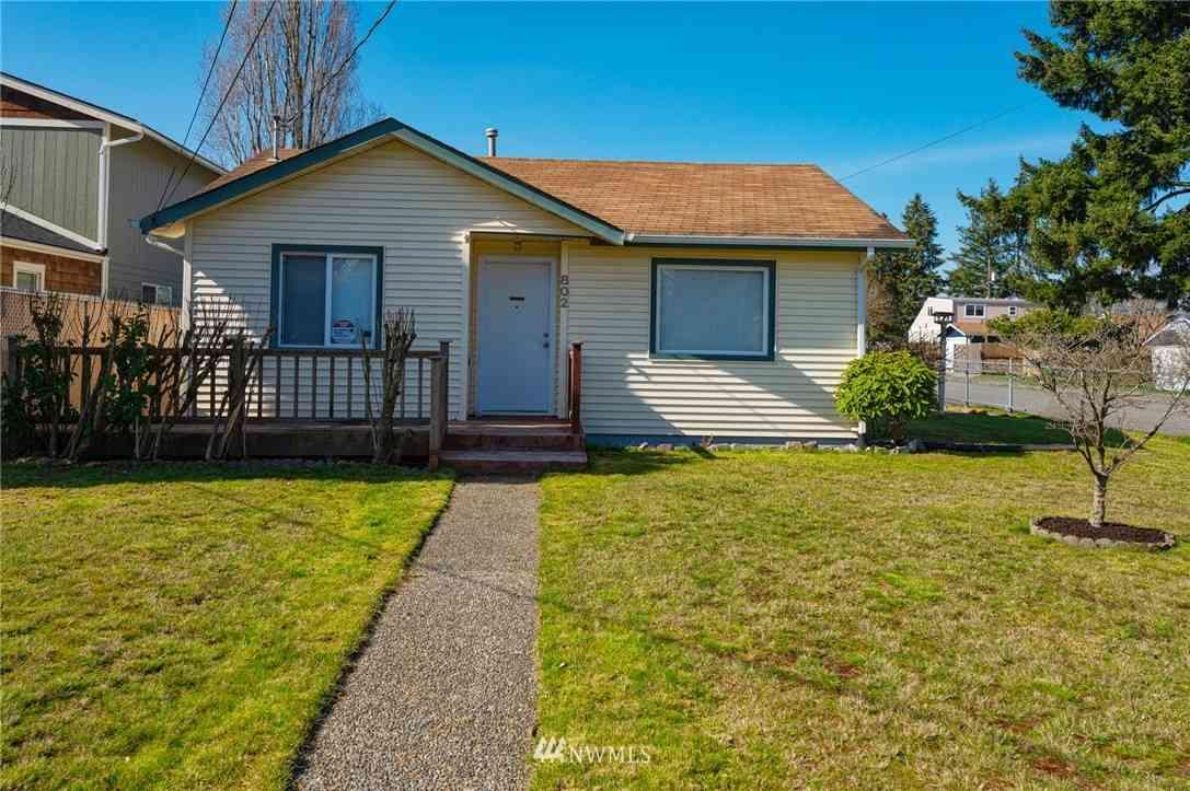 802 S Oxford Street, Tacoma, WA, 98465,
