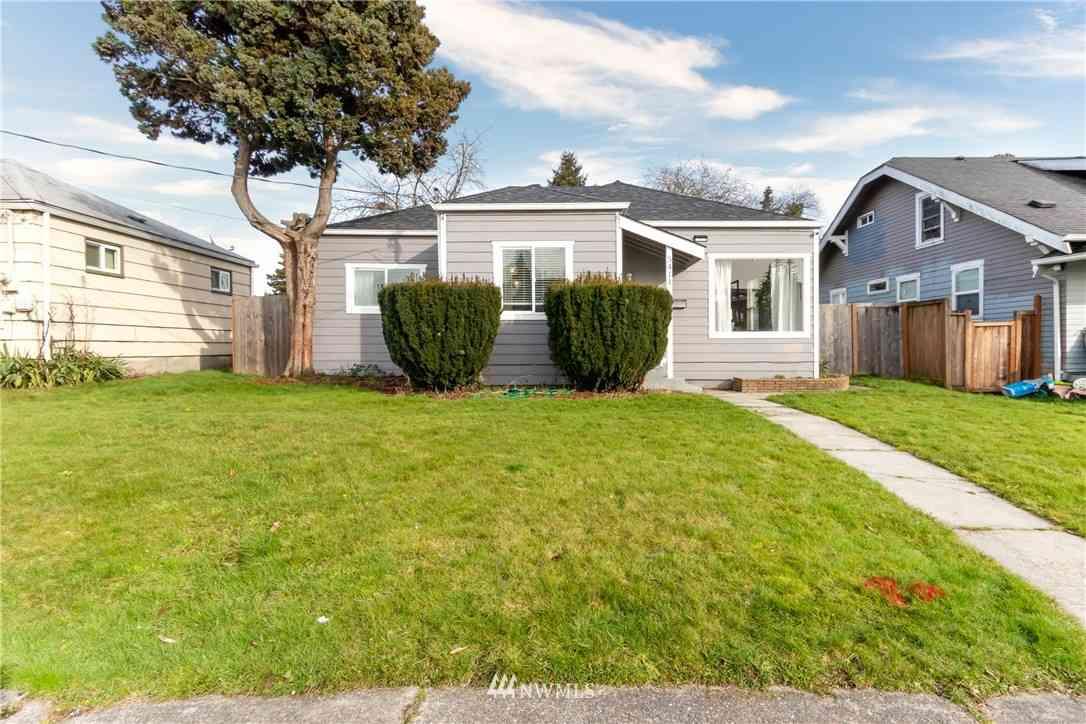 5411 S M Street, Tacoma, WA, 98408,
