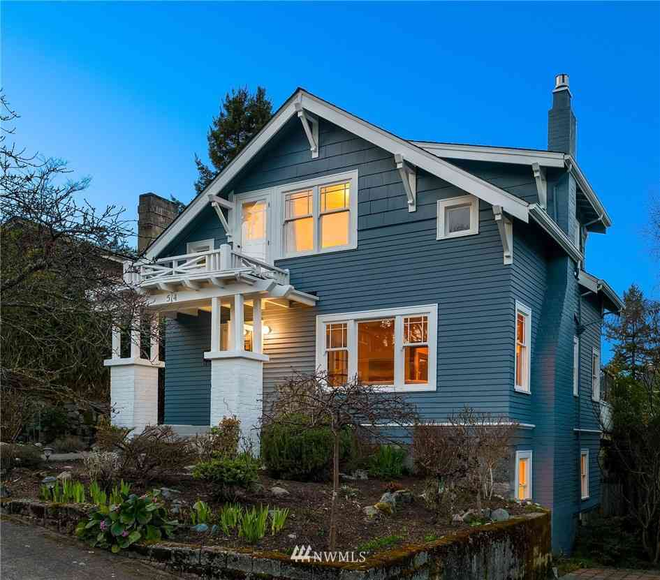 514 N 72nd Street, Seattle, WA, 98103,