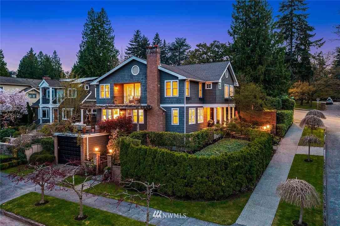 3821 Galer Street, Seattle, WA, 98112,