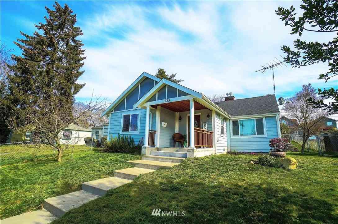 1249 S Ridgewood Avenue, Tacoma, WA, 98405,