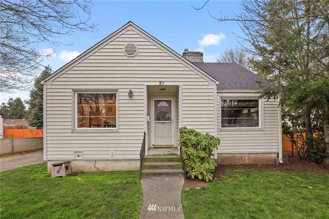 21 R Street SE, Auburn, WA, 98002,